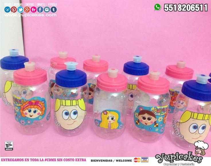 😍✨ Estos Pet de chupón serán el complemento perfecto para tus cupcakes y pastel de Distroller! 😍¡Tus invitados los amarán mil! 😉✨ ¡Haz tus pedidos HOY! 🔵 Cotiza en línea en 👉 www.facebook.com/yupicakes 👈 o vía WhatsApp al ☎ 5518206511 🔵 ENTREGAMOS EN TODA LA CDMX 🔵#Yupicakes #CDMX #Distroller #Pet #Cilindros #Complemento #Recuerdo #Cupcakes #Pastel #Chamoy #Mango #Tinga #Berinaiz #ChicoZapote