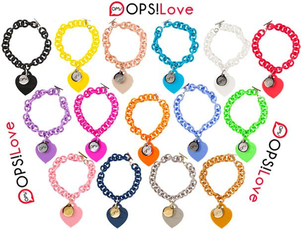 Ops!Love l'irresistibile braccialetto Summer 2012!