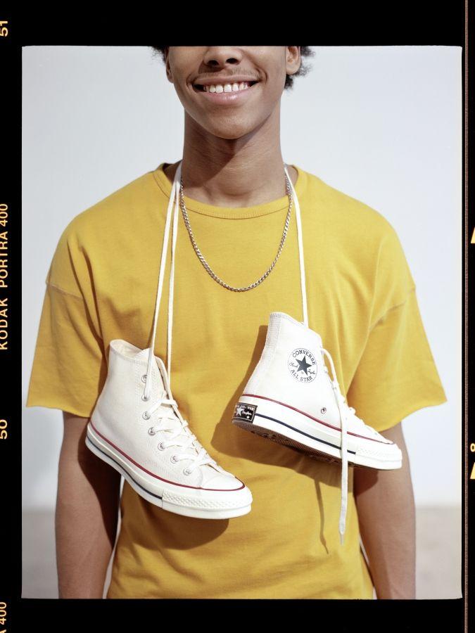 CONVERSE CHUCK 70 HIGH TOP | Fashion, Campaign fashion, Converse ...