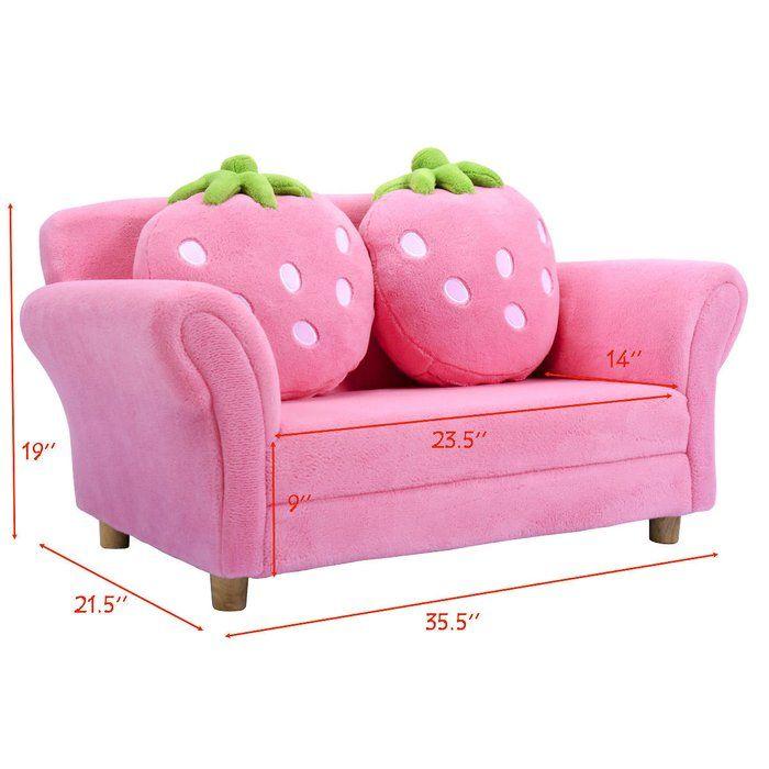 Kennon Kids Sofa Kids Sofa Kids Couch Baby Sofa