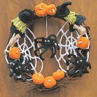 17 best Stuff to Try images on Pinterest   Box lunches  Breakfast     Halloween wreath