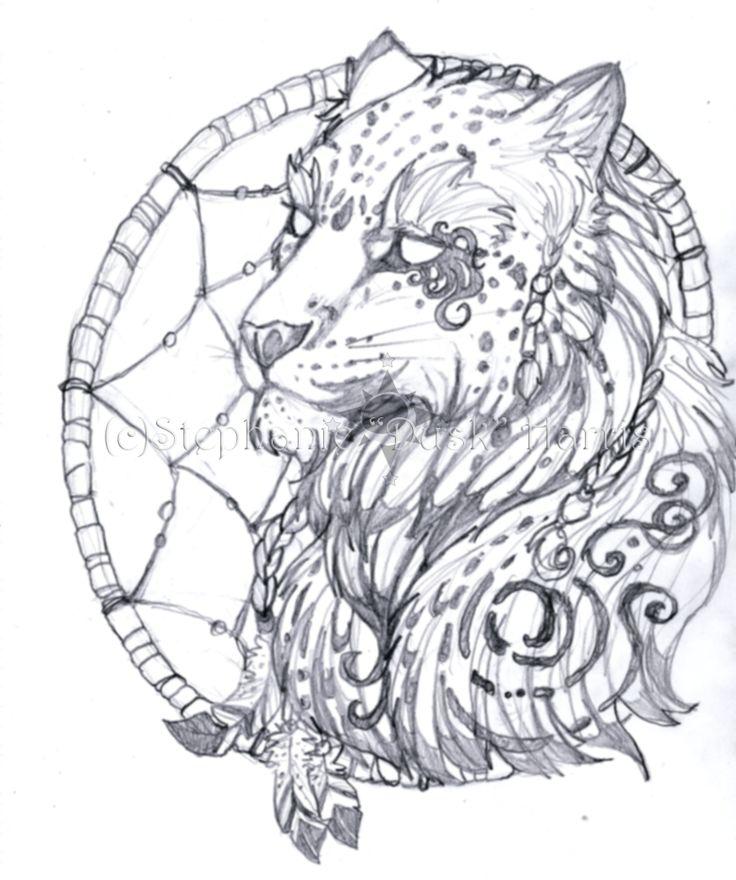 Snow Leopard Totem More