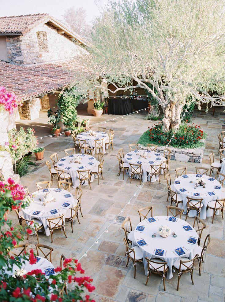 wedding reception locations nyc%0A outdoor wedding reception setup Arizona wedding ideas