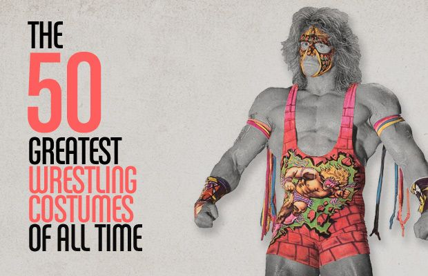 The 50 Greatest Wrestling Costumes of All Time