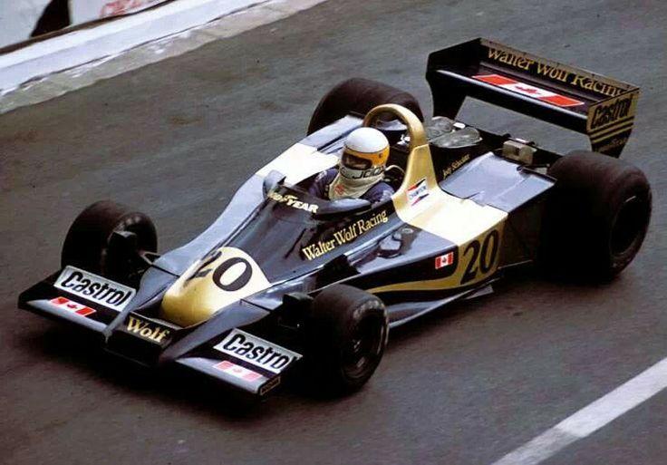 Jody Scheckter, Wolf Racing, Argentina, 1977