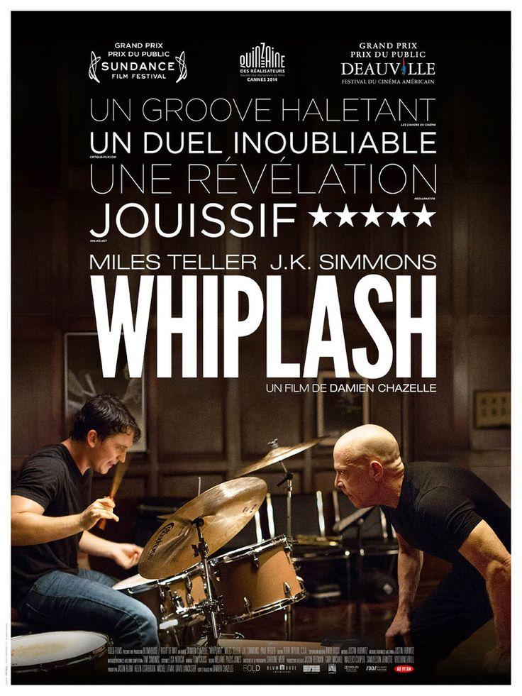 Whiplash : premier coup de coeur ciné de l'année