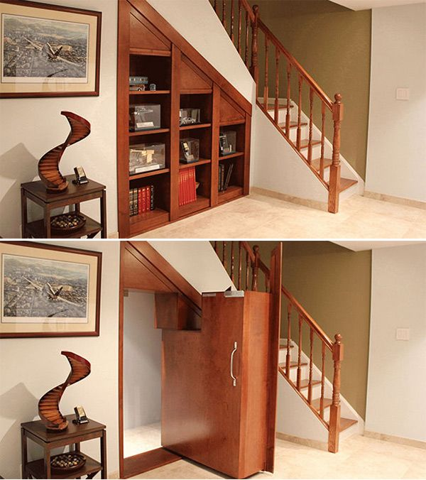Cool Secret Rooms You'll Wish You Had In Your Home | memolition