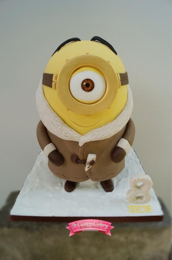 25+ best Minion Cake Decorations ideas on Pinterest ...
