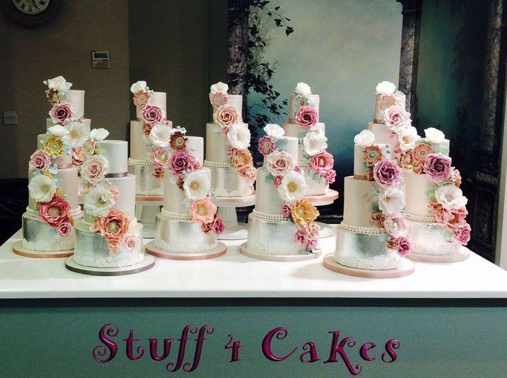 Cotton & Crumbs class @ Stuff 4 Cakes