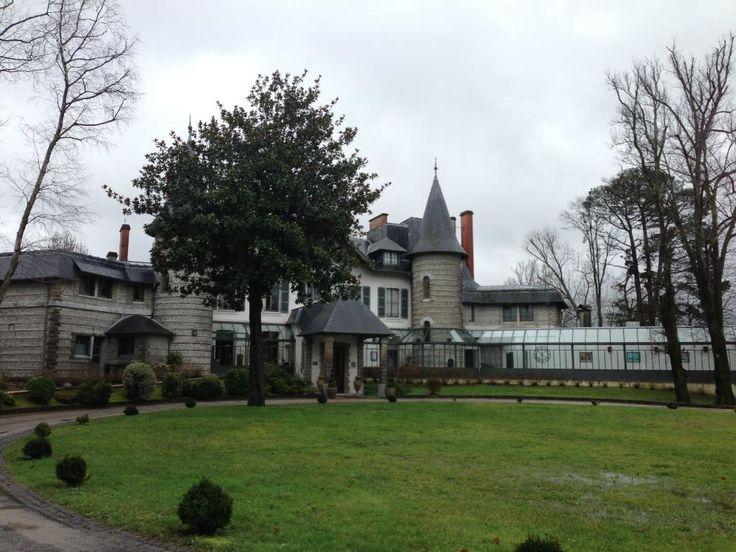 H Ef Bf Bdtel Villa Navarre  Pau