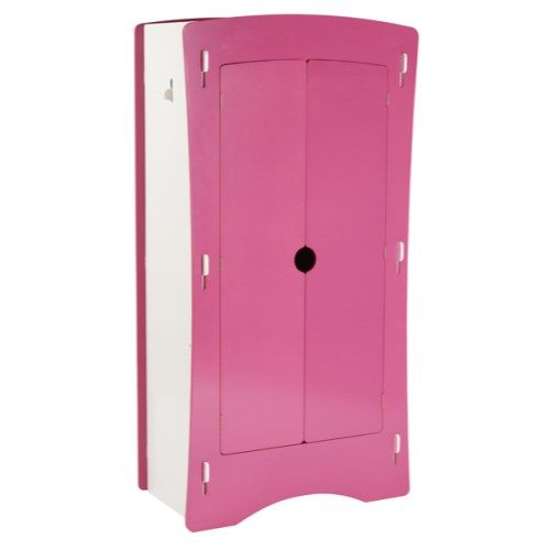 Kidsaw Blush Hot Pink Double Wardrobe http://furniture123.co.uk/kids-klub-blush-hot-pink-double-wardrobe_34367