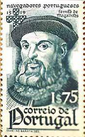 Navegadores Portugueses - Fernão de Magalhães [Ferdinand Magellan]