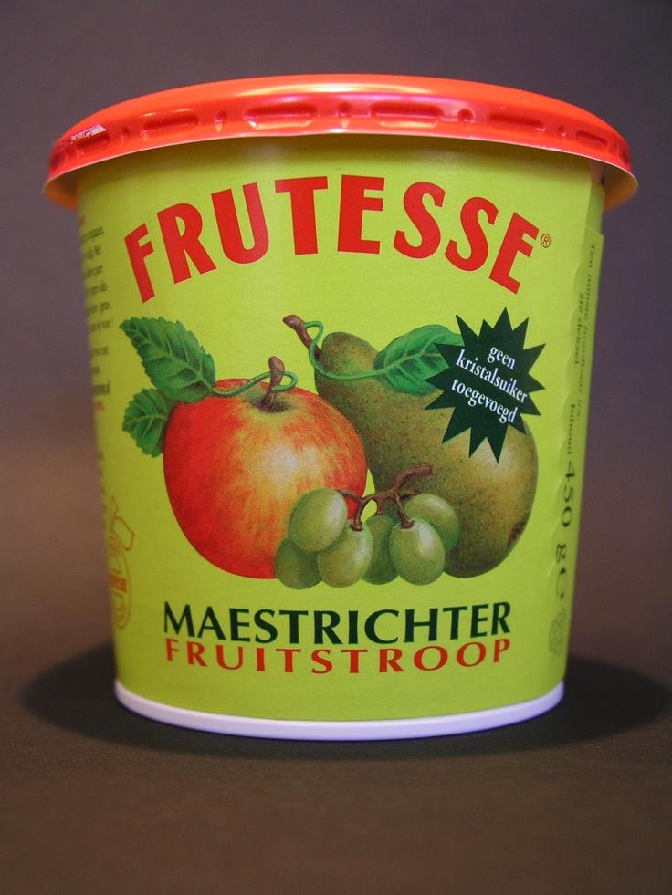 Maestrichter Fruitstroop, Limburg.