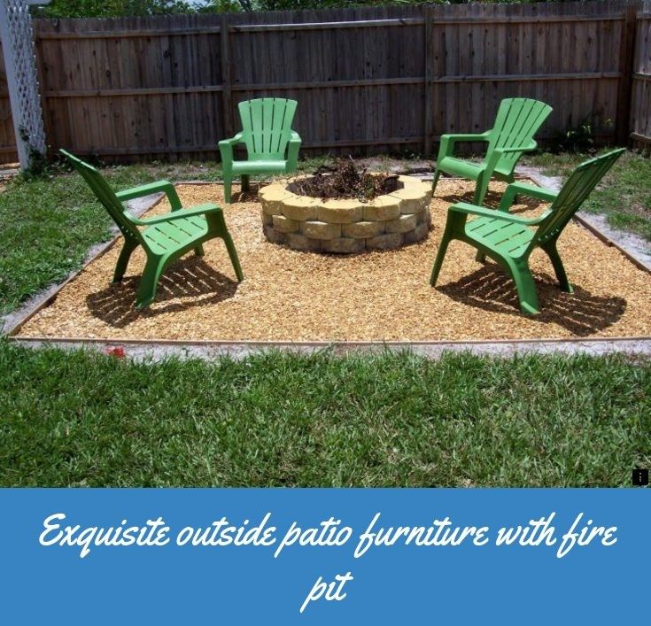 read more about outside patio furniture with fire pit follow the rh pinterest com