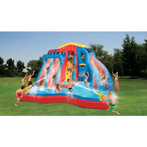 Inflatable Water Slide Toyworld: 108 Best Pool Floaties & Toys Images On Pinterest