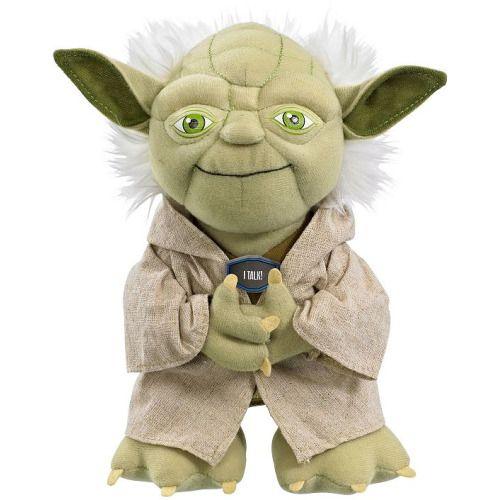 Star Wars 9-in. Talking Yoda Plush