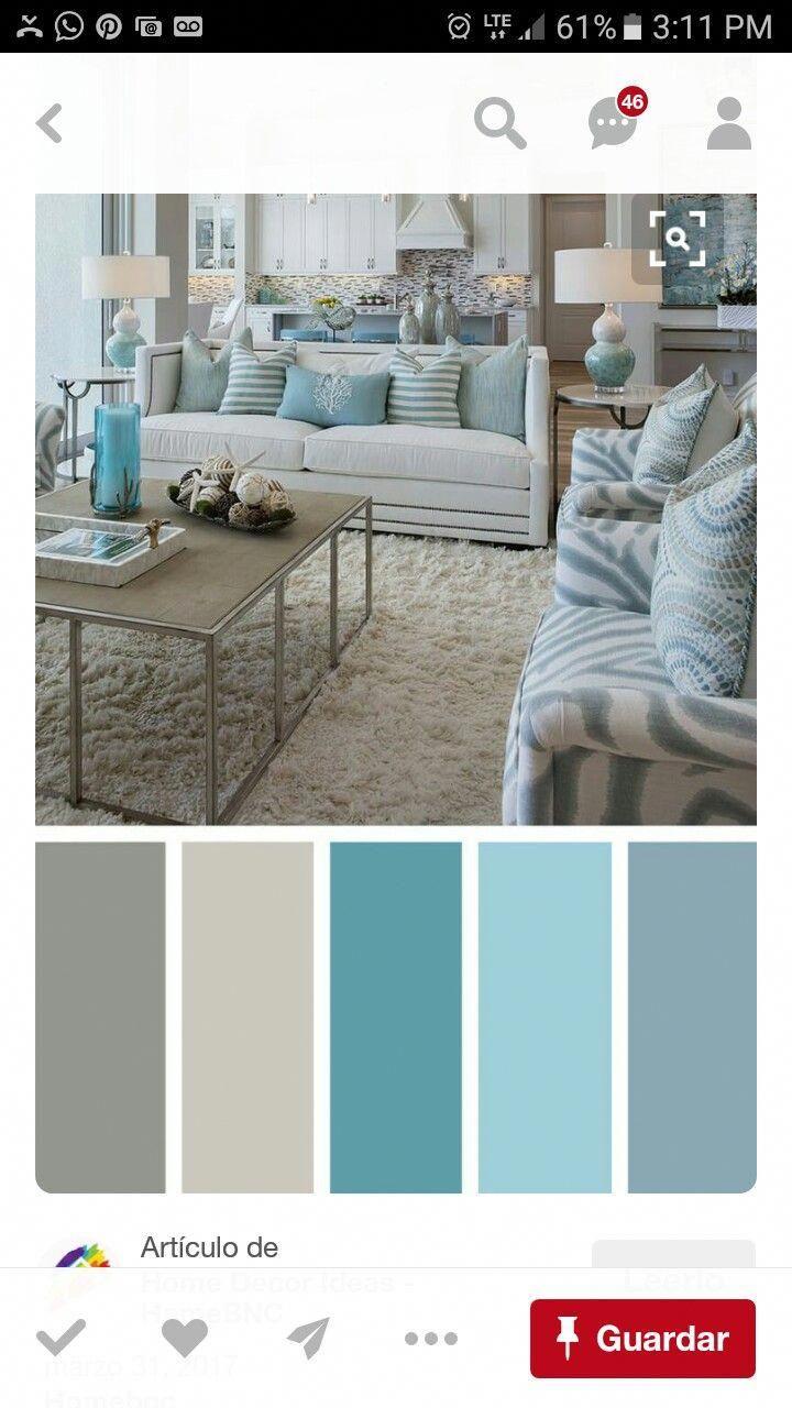 coastallivingrooms paint colors in 2019 pinterest coastal rh pinterest com