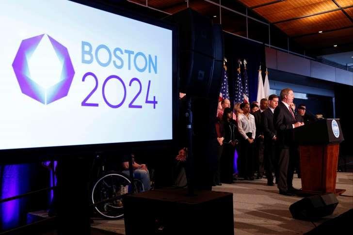 Boston area could gain $5 billion boost from 2024 Olympics: study - MSN NEWS #Boston, #Olympics