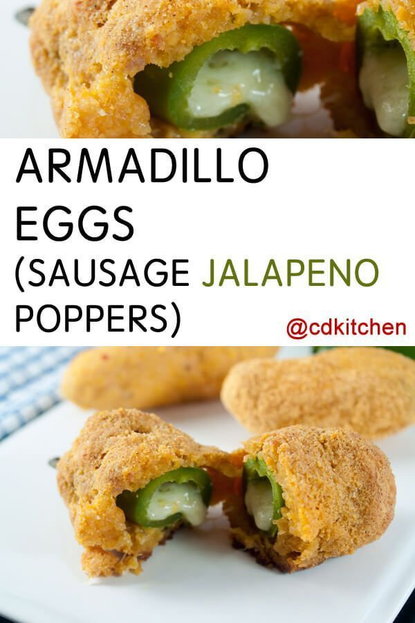 ... jalapeno poppers! Sausage wrapped jalapenos stuffed with cheese