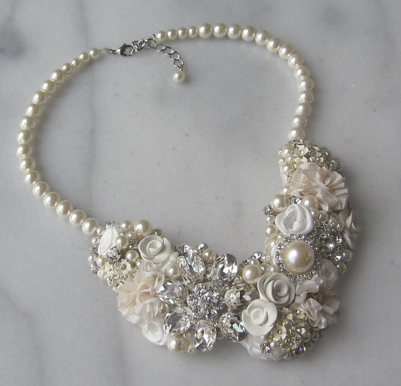 21 Best Statement Necklace Images On Pinterest: 33 Best Images About Roses Wedding Inspiration On