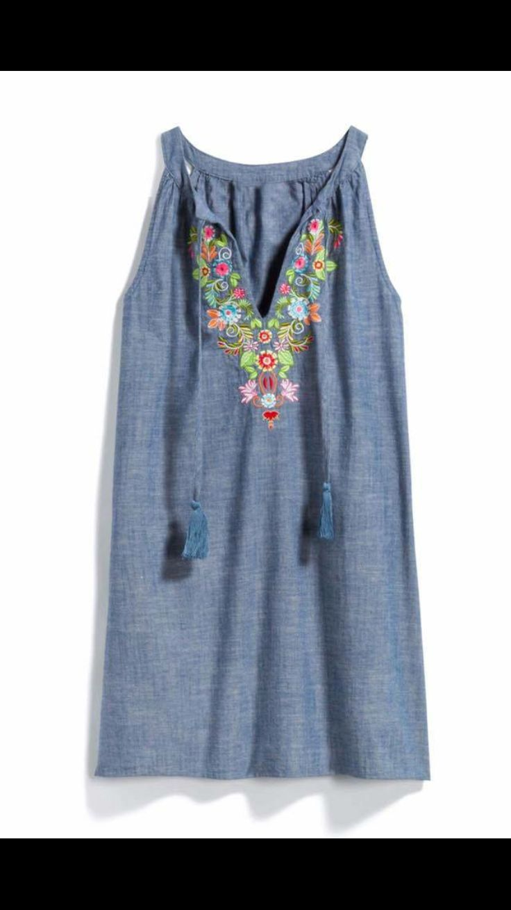 Love this embroidered top! Try Stitch Fix https://www.stitchfix.com/referral/11307962?sod=w&som=c&str=13902