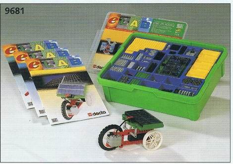 LEGO DACTA - eLAB