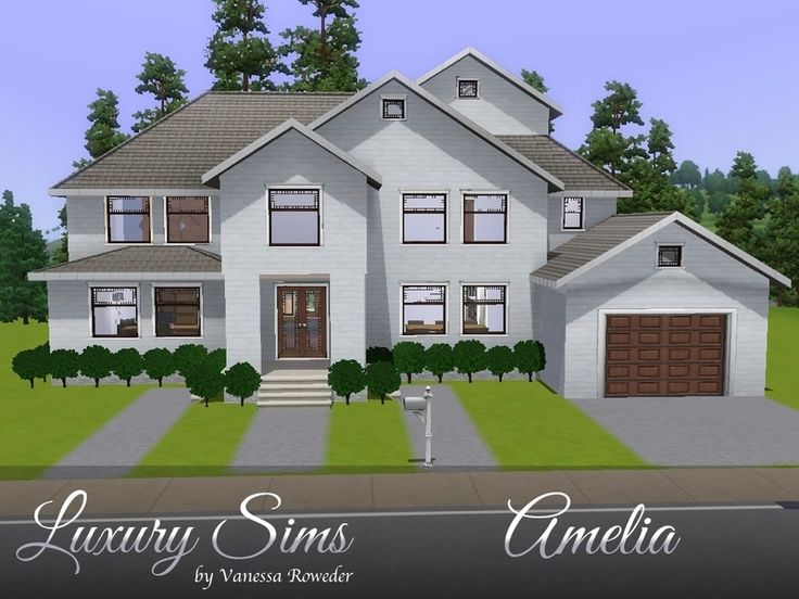 1000 Images About Sims 3 Houses Lots On Pinterest