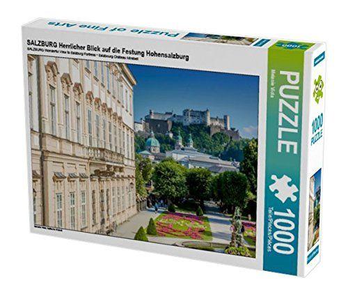 SALZBURG Herrlicher Blick auf die Festung Hohensalzburg 1... https://www.amazon.de/dp/B01KQ8VEP0/ref=cm_sw_r_pi_dp_x_jEBoybK2XS693 #Puzzle #Geschenk #gift #Spielzeug #Salzburg #Österreich #Stadt #Hohensalzburg #Mirabell