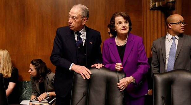 Senate Judiciary Committee Chairman Chuck Grassley, R-Iowa, and Ranking Member Dianne Feinstein, D-Calif., are leading a new investigation into former Attorney General Loretta Lynch's involvement in efforts to impact the outcome of the 2016 presidential election.