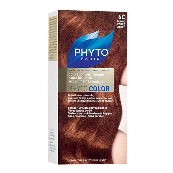 acheter phyto color blond fonc cuivr prix discount - Coloration Blond Clair Cuivr