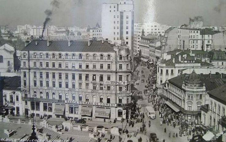 Bucuresti, Calea Victoriei 1935
