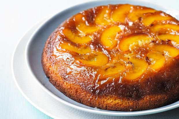 Peach and saffron cake @alexandriaflynn this is so you!