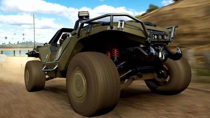 Forza Horizon 3: Off-Road Racing Using Halo Warthogs Give us a Cortana GPS  and this might be the best thing ever. September 27 2016 at 06:26PM  https://www.youtube.com/user/ScottDogGaming