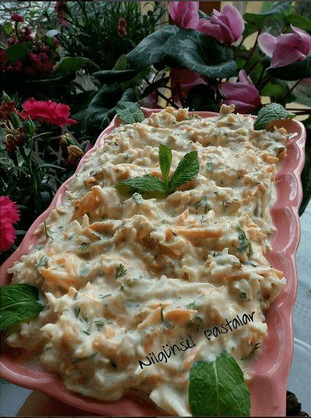 Kereviz Salatası – Yemek Ustaları Yemek Tarifleri