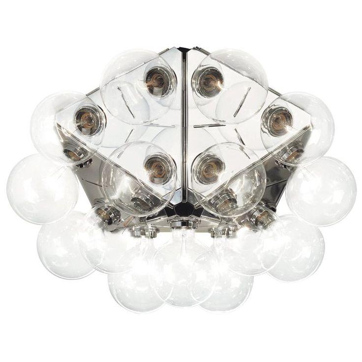 Taraxacum 88 C/W taklampe i gruppen Belysning / Taklamper hos RUM21 AB (105562)