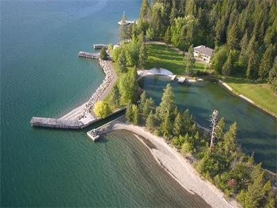 158 Acres The Sanctuary On Flathead Lake 8691 E S Route Polson Mt 59860 United