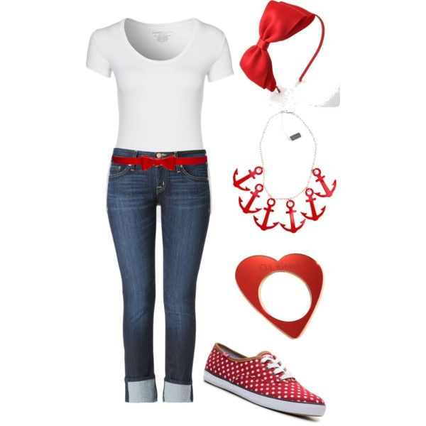 Rockabilly Lives On by faeluvr on Polyvore