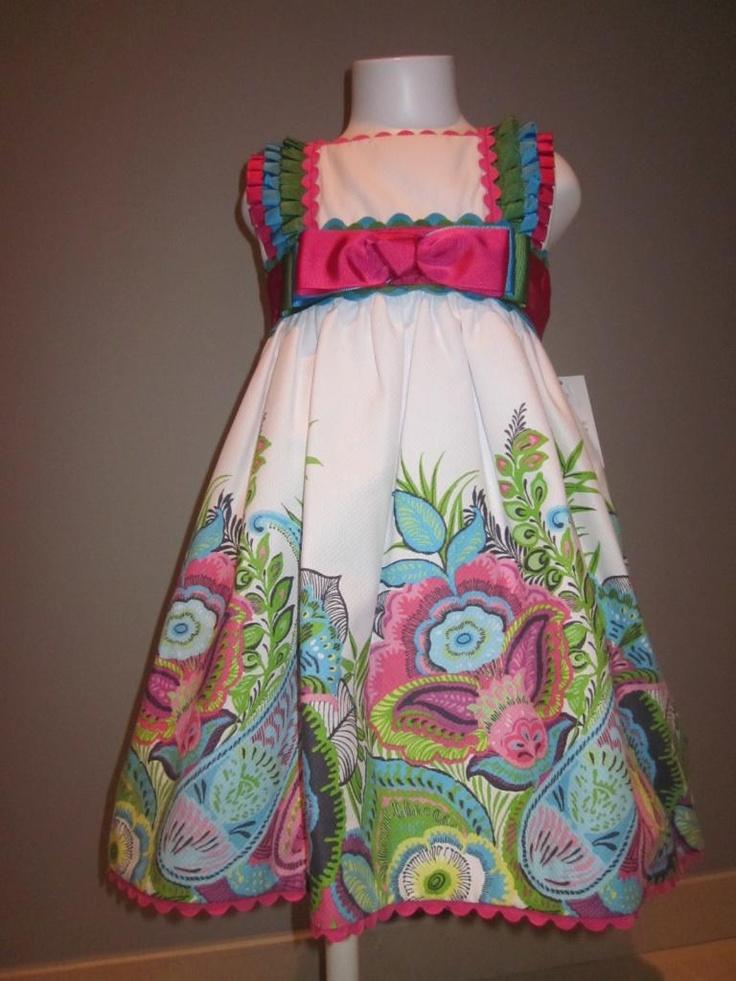VESTIDO NIÑA NINI. AHORA SÓLO 47.05€!!!. CÓMPRALO AQUI: http://www.selobaby.es/product/50324/vestido-nina
