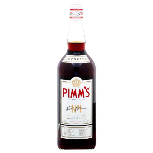 pimms cups. Summer 2012