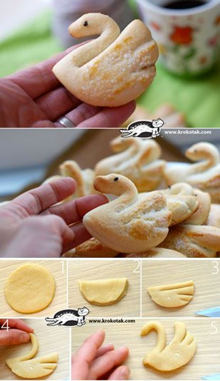 SWAN Cookies- children could help with these