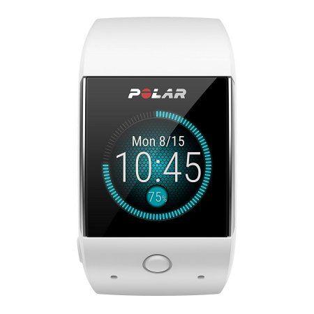 Polar M600 Smart Watch, White   Products   Smart watch, Golf