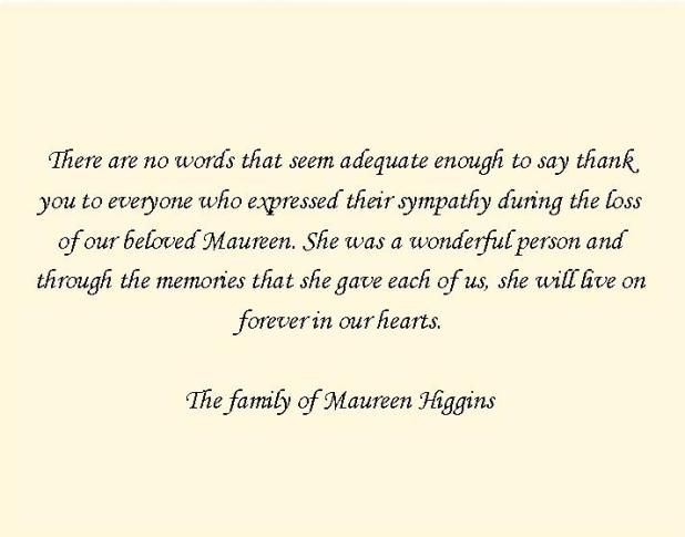 Thank You Note For Funeral Mass Cards Thank You Quotes Teacher