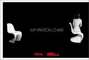 New #folder #Cattelan #panton #vitra made by #kyossconcept