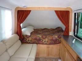 2012 17' Lil Snoozy fiberglass trailer   Reston, VA ...