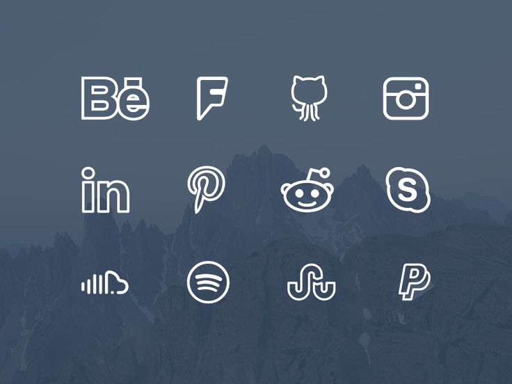 A comprehensive list of the best free flat social media icons sets for personal and commercial use in design mockups, websites and elsewhere. This time around I would like to help designers and web developers by collecting the best available&hellip