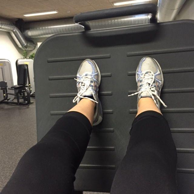 Træningsplan uge 34