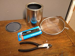 How to Make a Brush Washer (for oil painting Brushes) by Signature Artist Aaron Westerberg