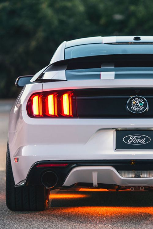 "fullthrottleauto: "" 2015 Ford Mustang ""Apollo Edition"" (#FTA) """