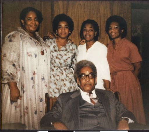 Parker Sisters with Rev. S.B. Parker :: Gospel Music History Archive
