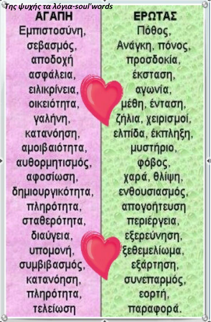 αγαπη-ερωτας